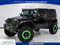 Jeep Wrangler Unlimited Black Bear 4x4 1 Owner $30k+ Upgrades! 2016