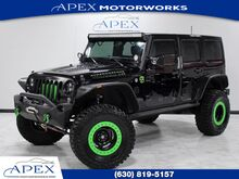 2016_Jeep_Wrangler Unlimited_Black Bear 4x4 1 Owner $30k+ Upgrades!_ Burr Ridge IL