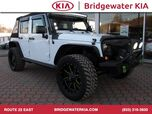 2016 Jeep Wrangler Unlimited Black Bear Edition 4WD, Remote Start, Navigation, Touch-Screen Audio, Alpine Sound System, Heated Sport Front Seats, Lifted Suspension, 17-Inch Alloy Wheels, All-Terrain Tires,