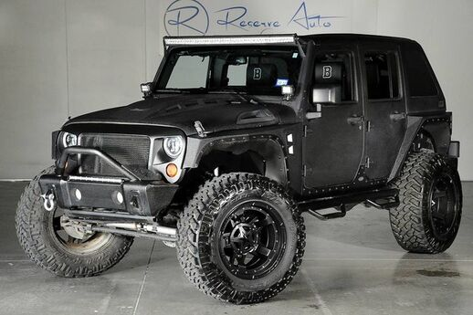 2016 Jeep Wrangler Unlimited Dupont Kevlar Fastback Top Lift Kit The Colony TX