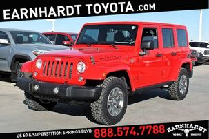 2016_Jeep_Wrangler Unlimited_Rubicon 4WD *1-OWNER*_ Phoenix AZ