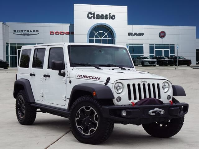 2016 Jeep Wrangler Unlimited Rubicon Arlington TX