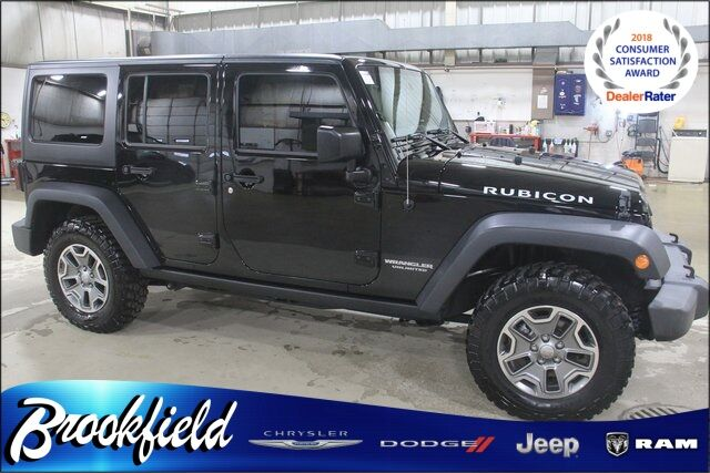 2016 Jeep Wrangler Unlimited Rubicon Benton Harbor MI