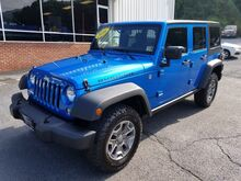 2016_Jeep_Wrangler Unlimited_Rubicon_ Covington VA