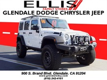 2016_Jeep_Wrangler Unlimited_Rubicon_ Glendale CA