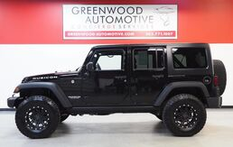 2016_Jeep_Wrangler Unlimited_Rubicon_ Greenwood Village CO