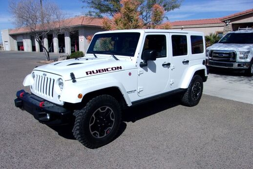2016 Jeep Wrangler Unlimited Rubicon Hard Rock Apache Junction AZ