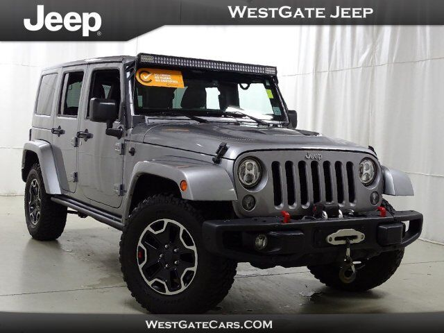 2016 Jeep Wrangler Unlimited Rubicon Hard Rock Raleigh NC