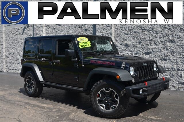 2016 Jeep Wrangler Unlimited Rubicon Kenosha WI
