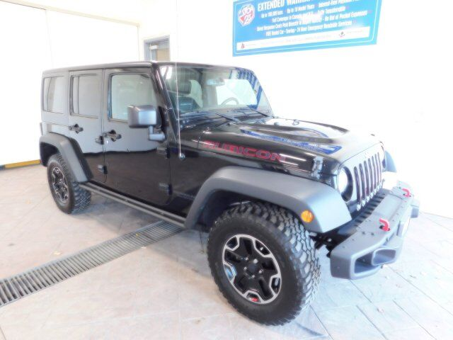 2016 Jeep Wrangler Unlimited Rubicon LEATHER NAVI *MANUAL* Listowel ON