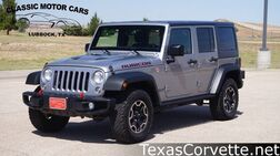 2016_Jeep_Wrangler Unlimited_Rubicon_ Lubbock TX