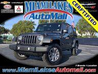 2016 Jeep Wrangler Unlimited Rubicon Miami Lakes FL