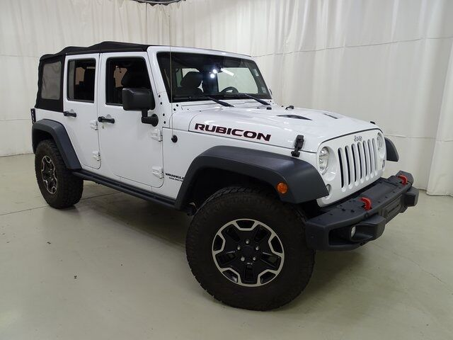 2016 Jeep Wrangler Unlimited Rubicon Raleigh NC