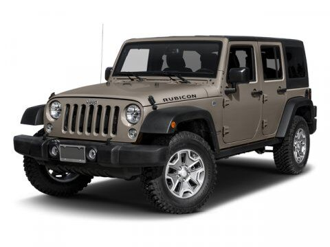 2016 Jeep Wrangler Unlimited Rubicon New Braunfels TX