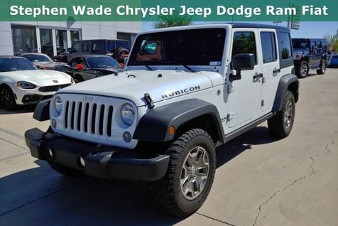 2016_Jeep_Wrangler Unlimited_Rubicon_ St George UT