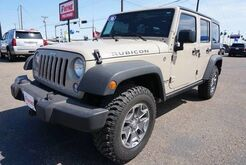 2016_Jeep_Wrangler Unlimited_Rubicon_ Weslaco TX