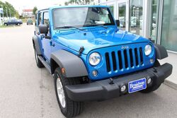 Jeep Wrangler Unlimited SPOR Green Bay WI