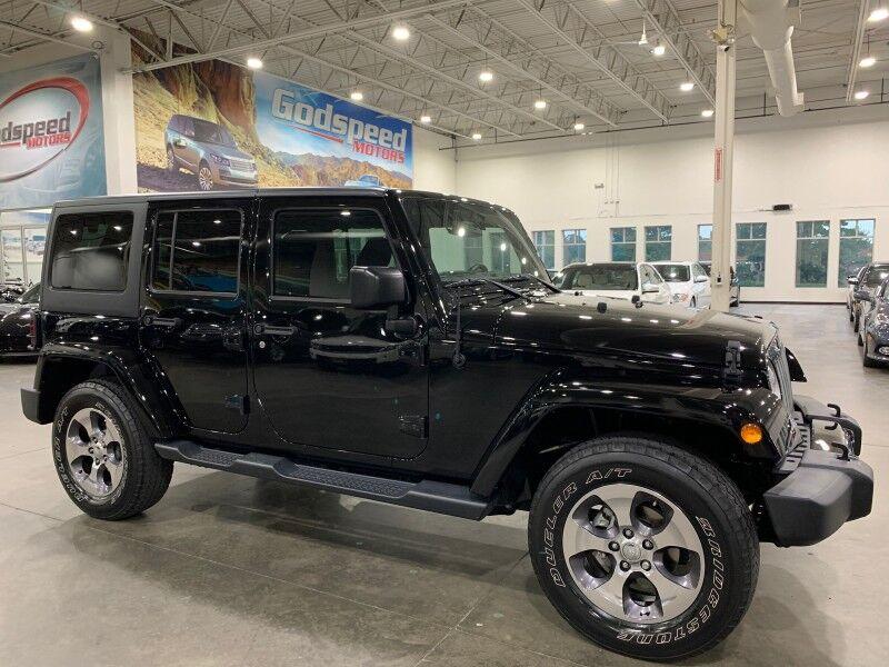 2016_Jeep_Wrangler Unlimited_Sahara_ Charlotte NC