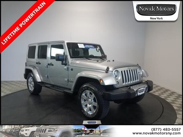 2016 Jeep Wrangler Unlimited Sahara Farmingdale NY