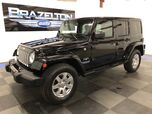 2016 Jeep Wrangler Unlimited Sahara, Leather, Nav, Alpine Sound, Max Tow