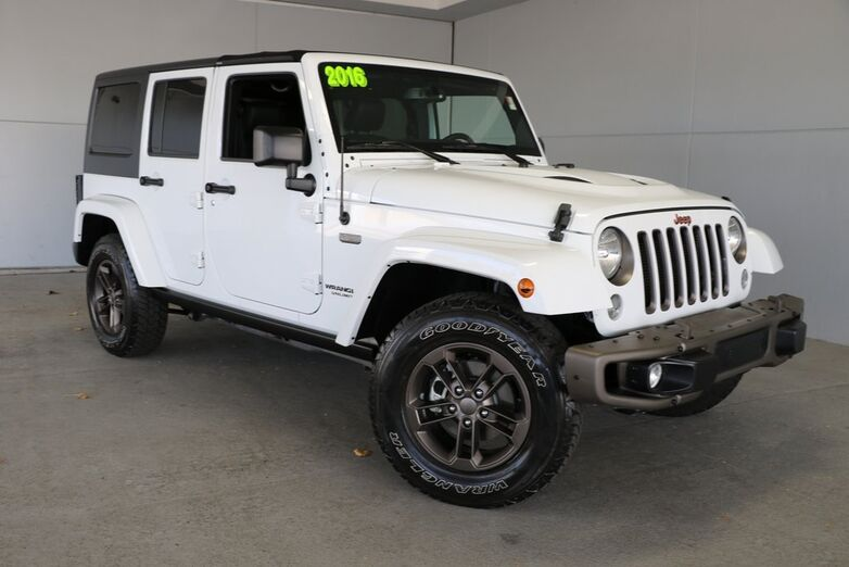 2016 Jeep Wrangler Unlimited Sahara Merriam KS