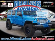 2016 Jeep Wrangler Unlimited Sahara Miami Lakes FL