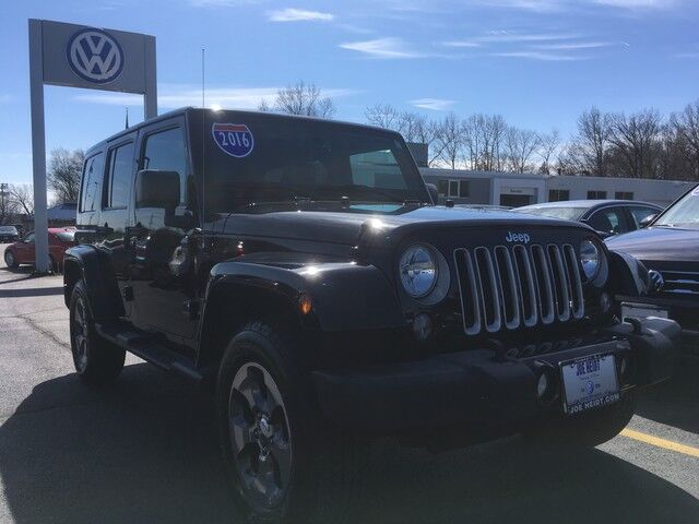 2016 Jeep Wrangler Unlimited Sahara Ramsey NJ