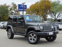 2016 Jeep Wrangler Unlimited Sahara San Antonio TX