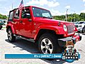 2016 Jeep Wrangler Unlimited Sahara Savannah GA