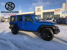 2016_Jeep_Wrangler Unlimited_Sport  - Low Mileage_ Calgary AB