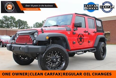 2016_Jeep_Wrangler_Unlimited Sport_ Gainesville GA