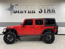 2016_Jeep_Wrangler Unlimited_Sport 4WD V6 Custom_ Dallas TX