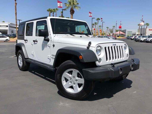 2016 Jeep Wrangler Unlimited Sport 4X4 Palm Springs CA