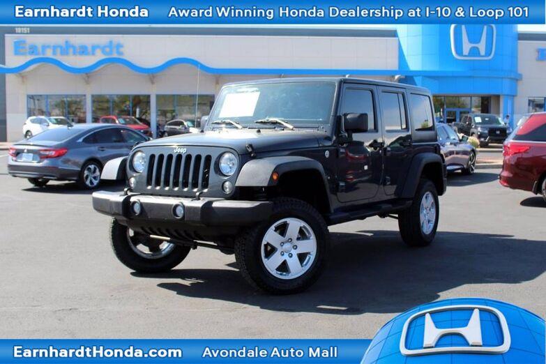 2016 Jeep Wrangler Unlimited Sport Avondale AZ