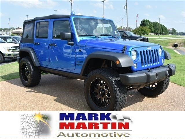 2016 Jeep Wrangler Unlimited Sport Batesville AR