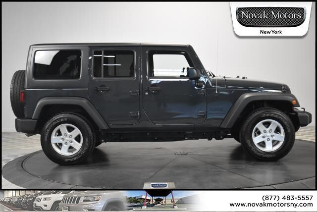 2016 Jeep Wrangler Unlimited Sport Bedford TX