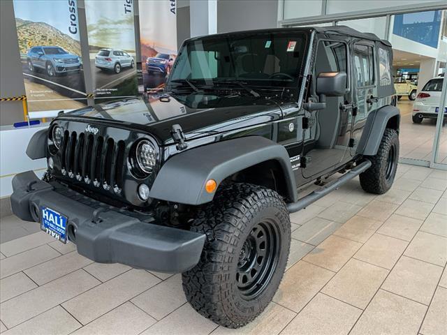 2016 Jeep Wrangler Unlimited Sport Brookfield WI