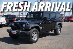 2016_Jeep_Wrangler Unlimited_Sport_ Brownsville TX
