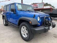 2016_Jeep_Wrangler_Unlimited Sport_ Brownsville TX
