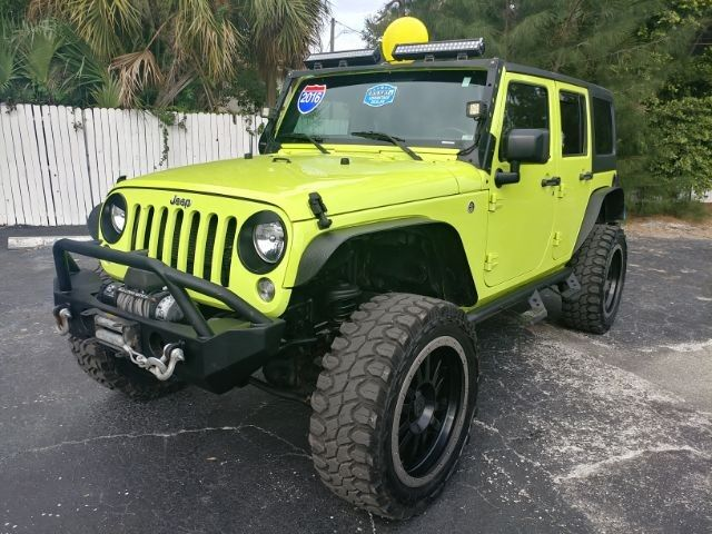 2016 Jeep Wrangler Unlimited Sport North Fort Myers FL