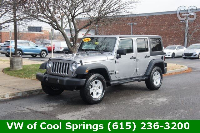 2016 Jeep Wrangler Unlimited Sport Franklin TN