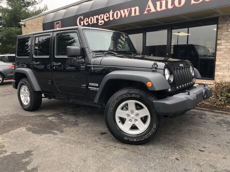 2016 Jeep Wrangler Unlimited Sport Georgetown KY