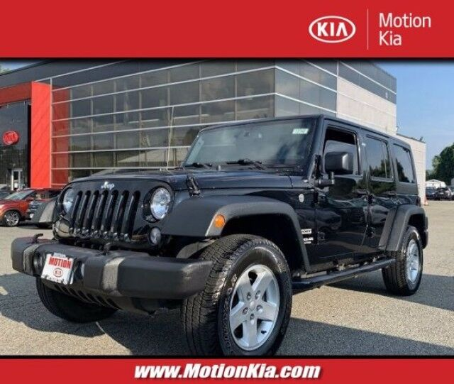 2016 Jeep Wrangler Unlimited Sport Hackettstown NJ