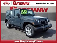 2016 Jeep Wrangler Unlimited Sport Quakertown PA