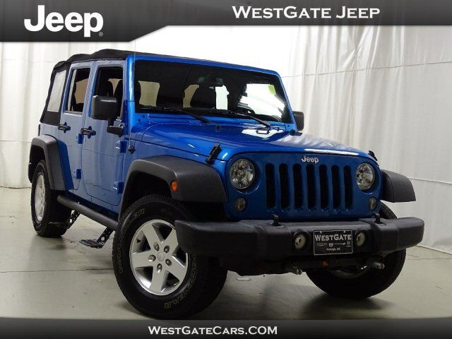 2016 Jeep Wrangler Unlimited Sport Raleigh NC