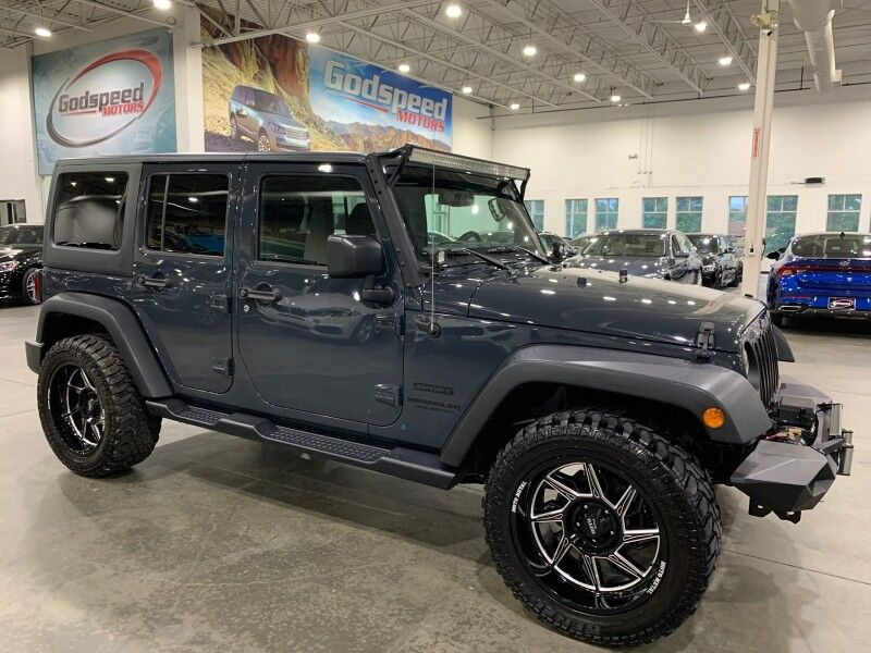 2016_Jeep_Wrangler Unlimited_Sport S_ Charlotte NC
