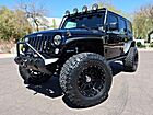2016 Jeep Wrangler Unlimited Sport Sprintex Supercharged Scottsdale AZ