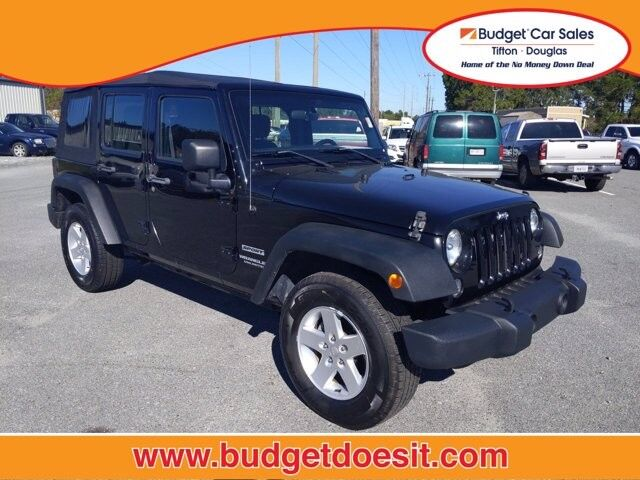 2016 Jeep Wrangler Unlimited Sport Tifton GA