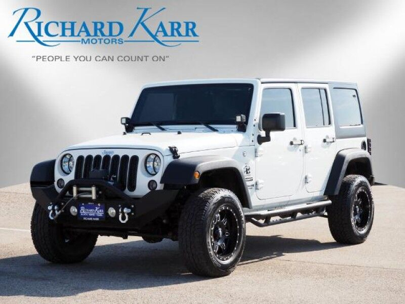 2016 Jeep Wrangler Unlimited Sport Waco TX