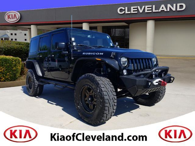 2016 Jeep Wrangler Unlimited Unlimited Rubicon Chattanooga TN